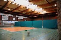Le complexe sportif - Salle omnisport