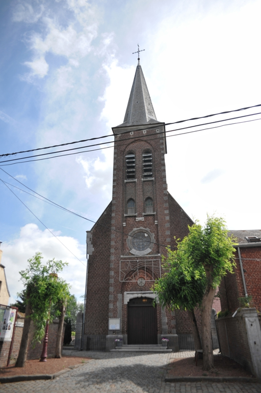 L'Eglise Saint-Lambert