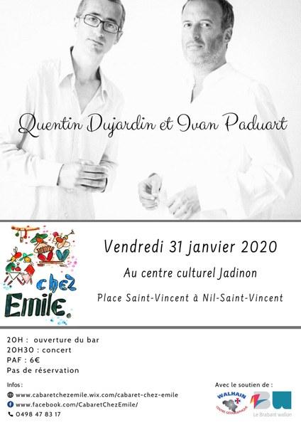 Chez Emile 85 Paduart Dujardin
