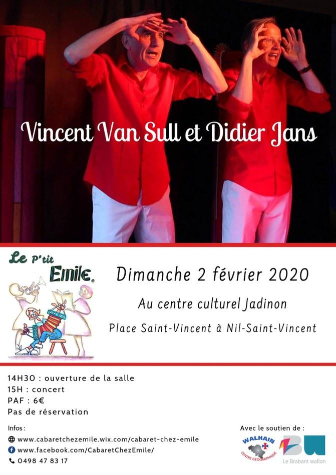 Chez Emile 86 Van Sull