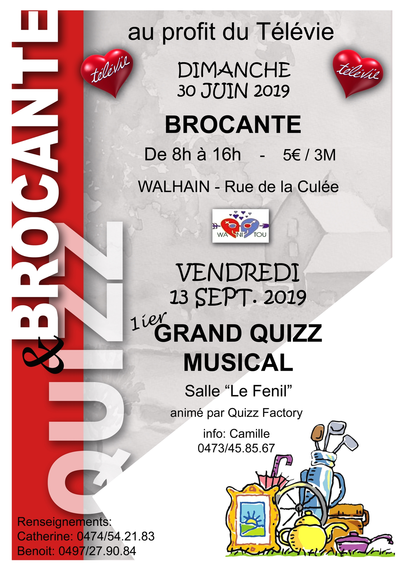 AFFICHE brocquizz 2019 copie