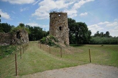 Projet de réaménagement et mise en valeur du site du Château médiéval de Walhain