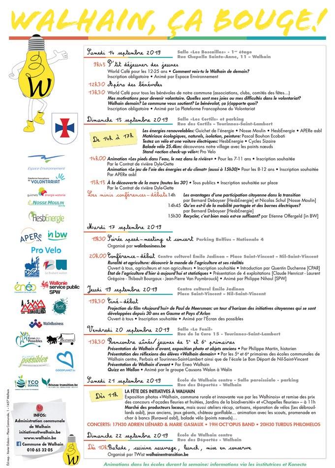 Affiche Programme ttes btes Semaine initiatives A3 POUR SITE