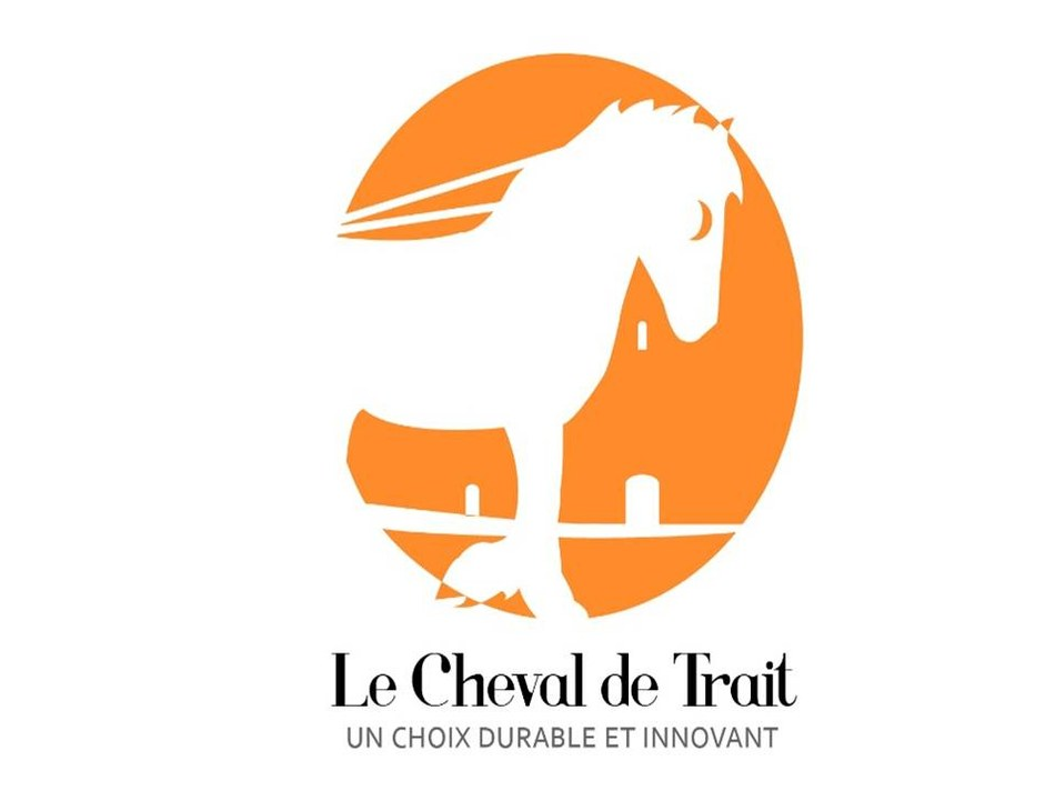Logo Cheval de trait SPW