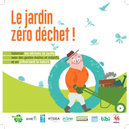 Le jardin zéro déchet (brochure à télécharger) !