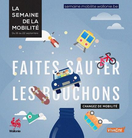 """Bulletin spécial """"Semaine de la mobilité"""" 2018"""