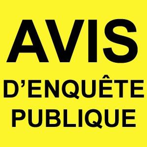 Exploitation d'une nouvelle sablière et ses dépendances à côté de la sablière existante (Mont-Saint-Guibert) - Avis d'enquête publique