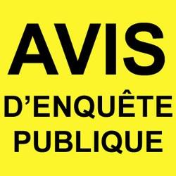 Extension du parc éolien de Baudecet - Avis d'enquête publique