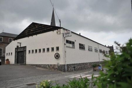 PCDR : Rénovation de la salle du Fenil