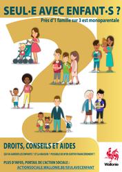 Seul·e avec enfant.s : focus « familles monoparentales », Suis-je concerné·e ?