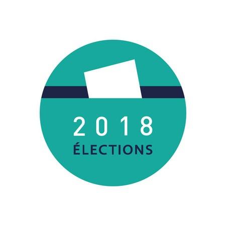 Résultats des élections communales du 14 octobre 2018